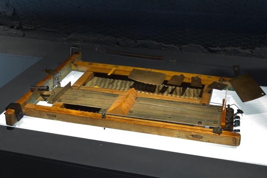 инструмент Николая Судника