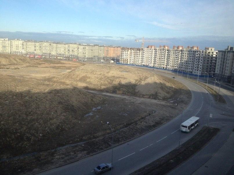 """Как сейчас выглядит территория микрорайона """"Славянка"""""""