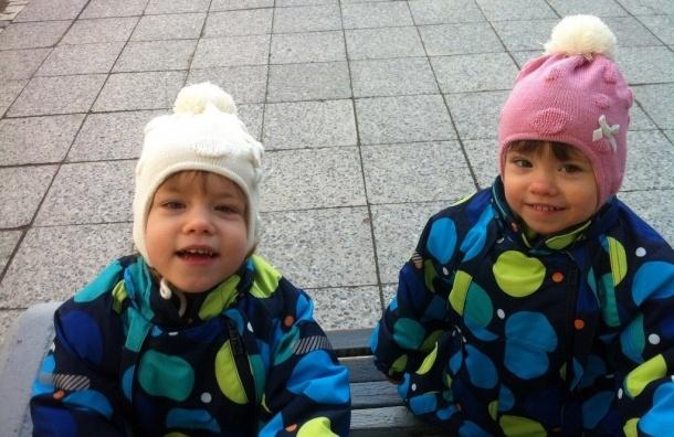 Трехлетним двойняшкам Морозовым требуется помощь