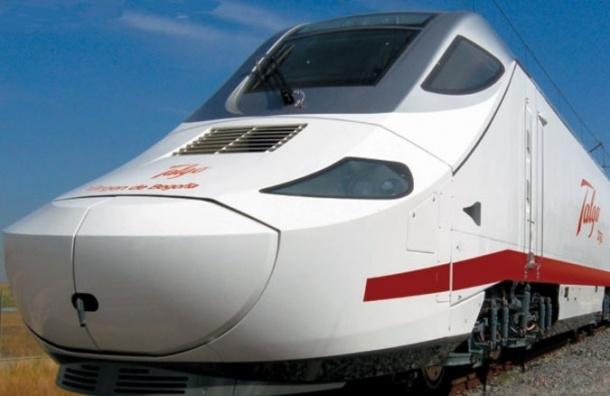 В Нижний Новгород из Москвы запущен новый скоростной поезд