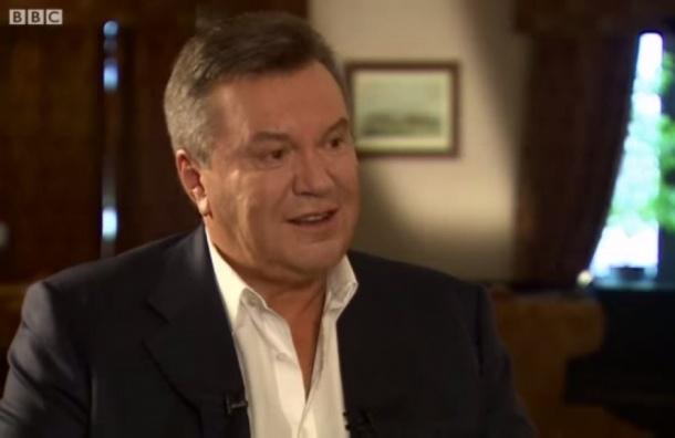 Интервью Януковича BBC: экс-президент Украины рассказал о госперевороте в стране