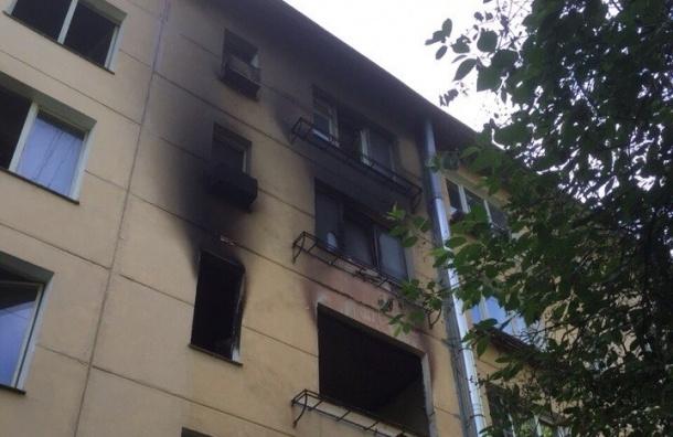 В пожаре на 2-й Комсомольской улице погибли четыре человека