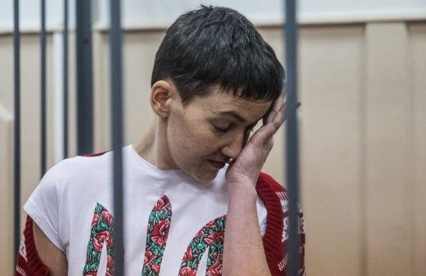Арест Савченко продлен почти до середины сентября