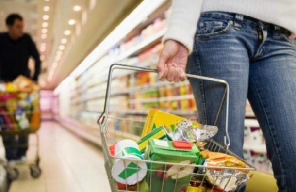 С начала года в Петербурге цены на продукты выросли на 13%