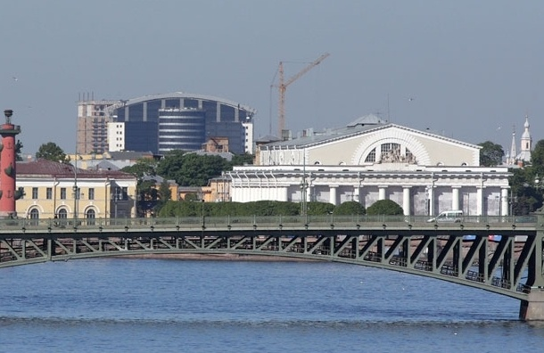 В Петербурге состоялся прием местных жителей по вопросам экологии