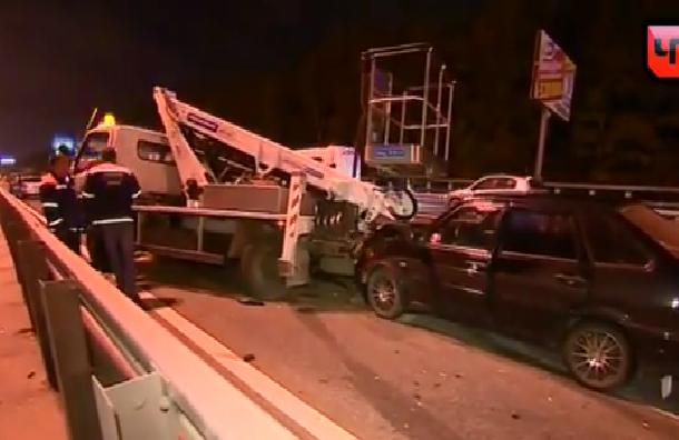 Авария на Киевской трассе унесла жизни трех человек