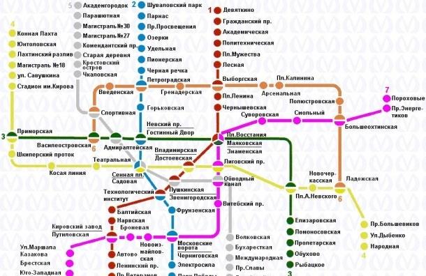 Строительство новых станций метро снова откладывается