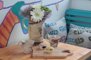 В Упсала-Парке открылось кафе