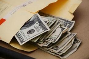 В Петербурге группа полицейских вымогала деньги с предпринимателей