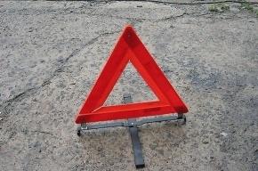 В аварии на трассе «Кола» пострадал ребенок