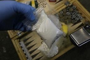 Почти 50 кг наркотиков изъяли у наркодилеров в Петербурге