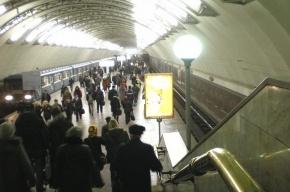 На станции метро «Садовая» умер уроженец Украины
