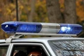 Полиция ищет злоумышленника, который обчистил две АЗС на Пулковском шоссе