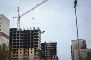 Застройщики вкладывают около трети средств в начале строительства