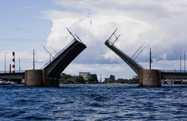 Тучков мост в Санкт-Петербурге отремонтируют за 2,3 млрд рублей
