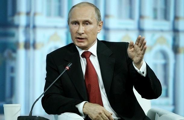 Путин заверил, что глубокого кризиса в стране не произошло