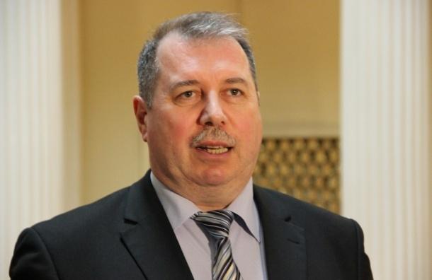 В Петербурге вновь переизбран глава Контрольно-счетной палаты