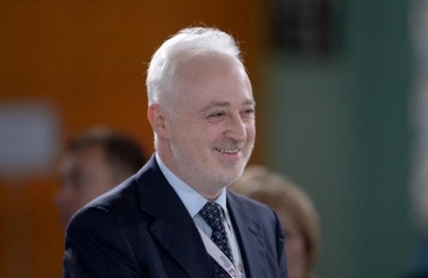 Экс-глава «Роснанотеха» Леонид Меламед задержан за растрату более 200 млн рублей