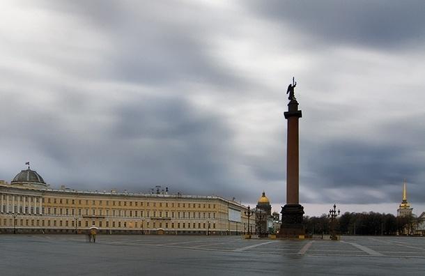 Сегодня в Петербурге ожидается усиление ветра