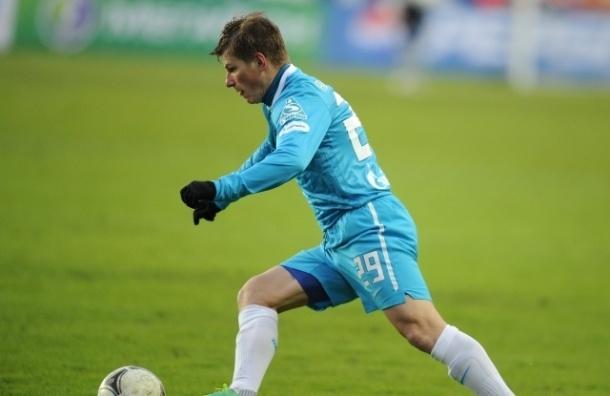 Андрей Аршавин в течение года будет выступать за ФК «Кубань»