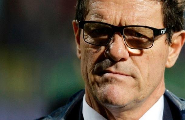 В РФС подтвердили уход Капелло с должности главного тренера сборной России