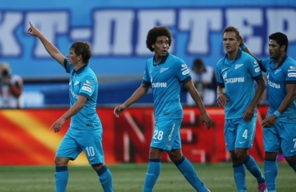 Футболисты Андрей Аршавин и Анатолий Тимощук покидают «Зенит»