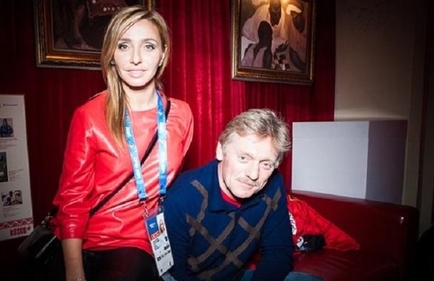 Татьяна Навка заявила, что выходит замуж за Дмитрия Пескова