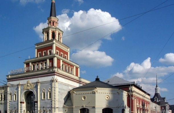 Очевидцы: На Казанском вокзале произошел взрыв