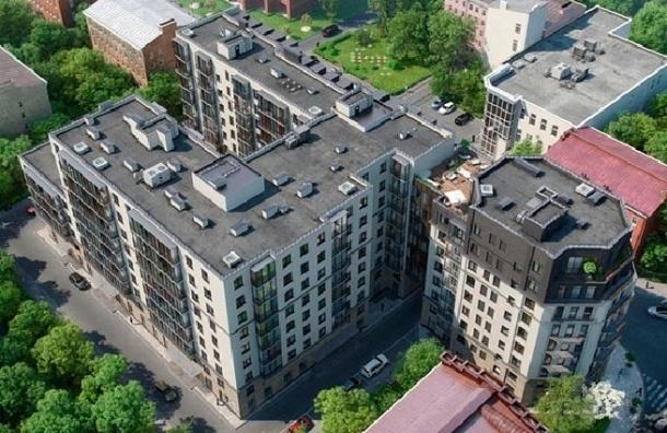 В Петербурге приостановлено строительство ЖК «Мироздание» из-за трещин в соседних домах