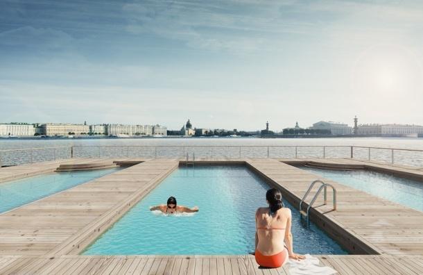 Прогулка по городу будущего: проекты новых публичных пространств в Петербурге от молодых архитекторов
