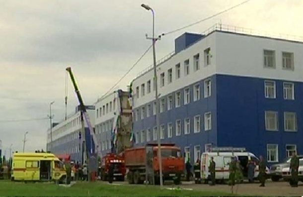 Спасательная операция закончена под Омском закончена