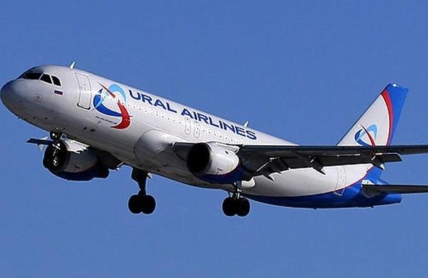 В Минводах экстренную посадку совершил второй за сутки самолет «Уральских авиалиний»