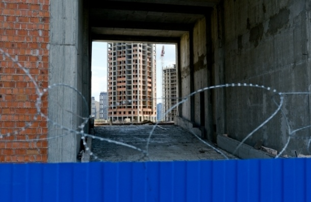 ЖК «Ленинский парк» начала достраивать компания «Проммонолит»
