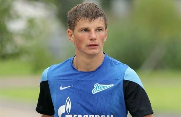 Футболист Андрей Аршавин переходит в «Краснодар»