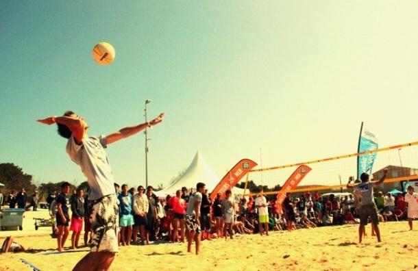 14 июля состоялась пресс-конференция фестиваля «Beach Games 2015»