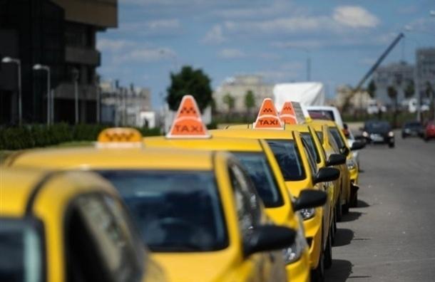 Таксисты недовольны таксой