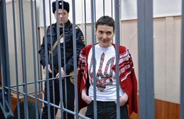 Летчице Надежде Савченко грозит до 25 лет тюремного заключения