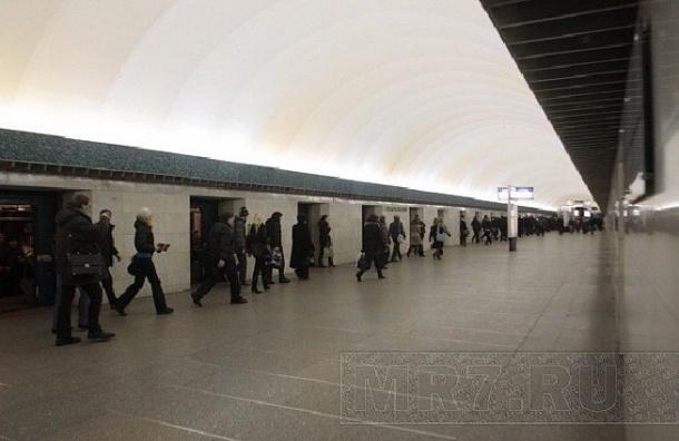 С 7 июля станция Василеостровская закрывается на ремонт