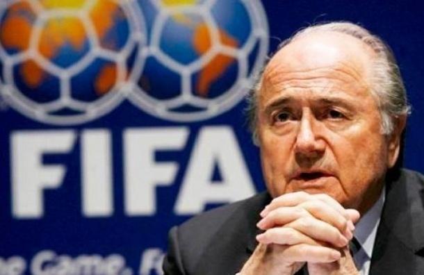 Владимир Путин проведет встречу с президентом ФИФА Йозефом Блаттером