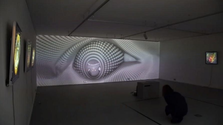 Выставка_Магия света