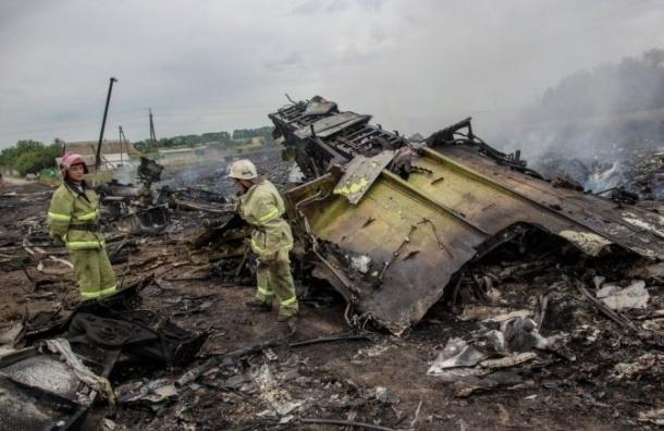 Нидерланды передали черновик отчета о крушении «Боинга» на Украине