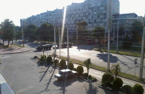 Перестрелка в Нальчике: с 3.00 в городе введен режим КТО