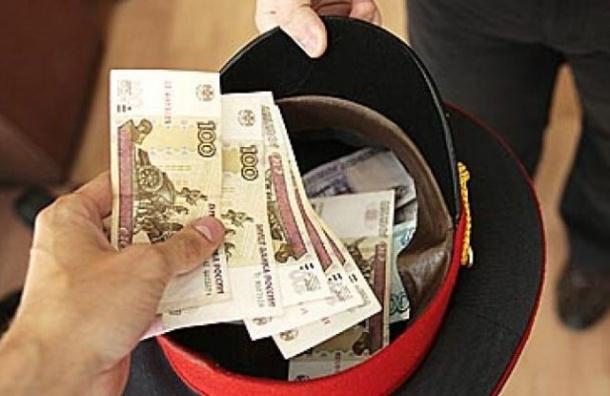 В Курортном районе сотрудник полиции был задержан при получении взятки в миллион