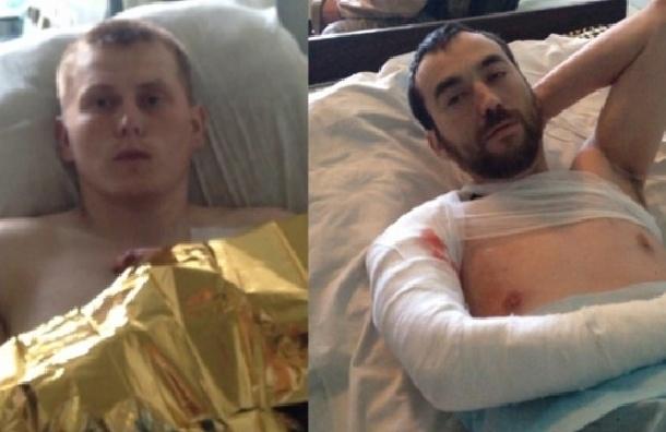 В Минобороне впервые официально подтвердили статус двух задержанных «бойцов ГРУ»