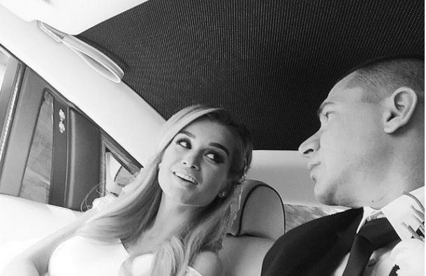 Телеведущая Ксения Бородина выходит замуж за Курбана Омарова