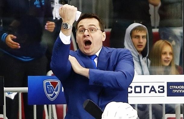 Врач СКА, которого якобы избил Назаров, рассказал о драке с главным тренером