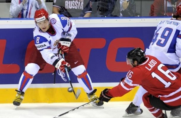 Петербургу организация ЧМ-2016 по хоккею обойдется в 350 млн рублей