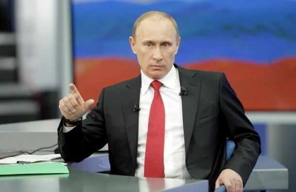 Путин приедет на предварительную жеребьевку ЧМ-2018, которая пройдет в Петербурге