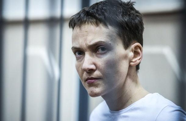 Надежда Савченко находится в одном из СИЗО Ростова-на-Дону