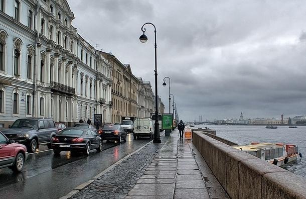МЧС обещает в Петербурге во второй половине дня грозу